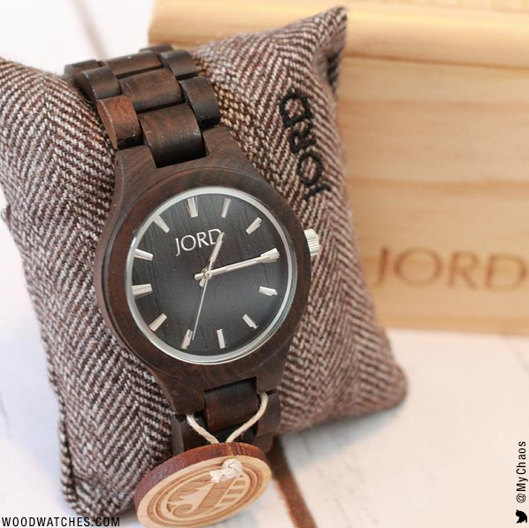 Water Resistant Woods This Is What You Should Know: Elegant Wood Watch By JORD