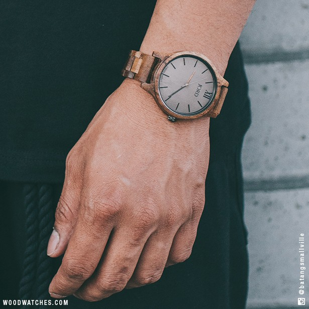 Water Resistant Woods This Is What You Should Know: Designer Wood Watch By JORD