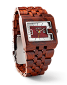 94A - Red Sandalwood Wood Watch by JORD