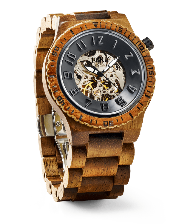 Wooden watches wholesale